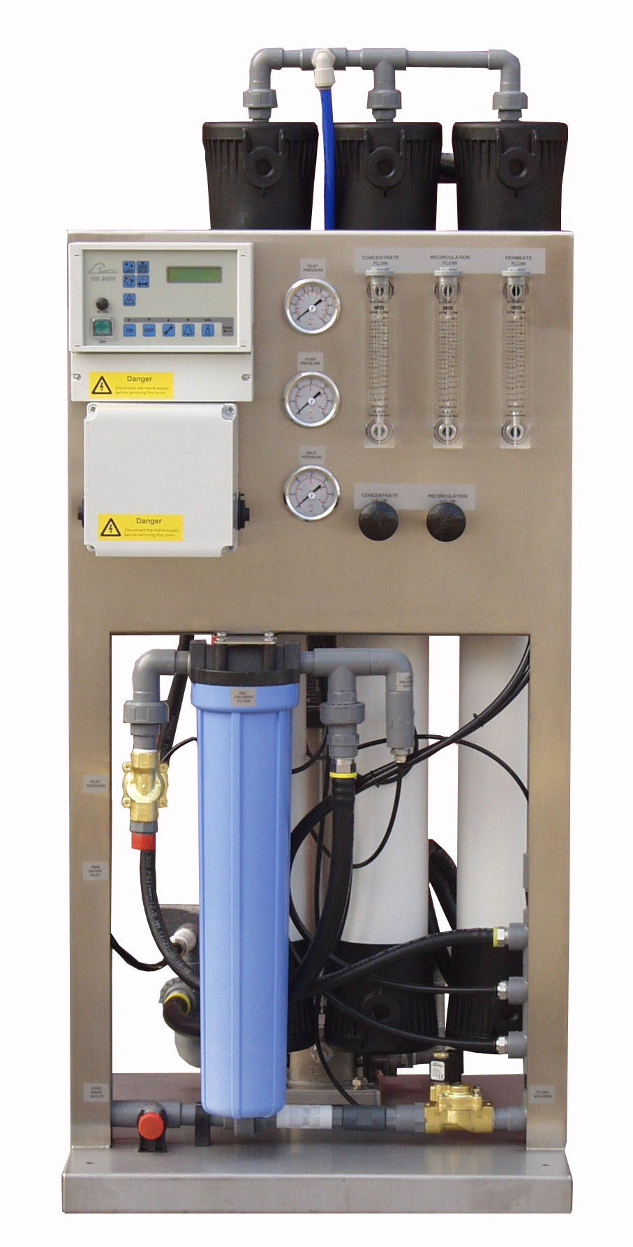 B Series Reverse Osmosis Plant